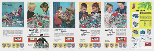 DK 1960 ads. Click for more