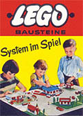 Early 1958 German Catalog. Click for more