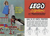 1963 Samsonite catalog. Click for more