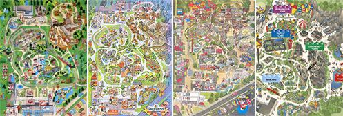 Park maps. Click for more.