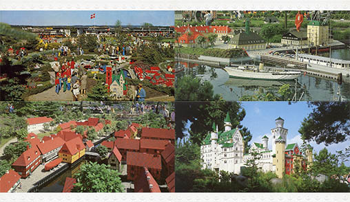 Legoland postcards. Click for more.