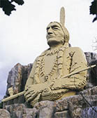 Chief Sitting Bull. Click for larger image.