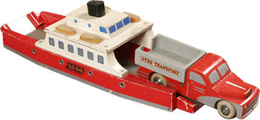 Lego ferry, Click for larger image